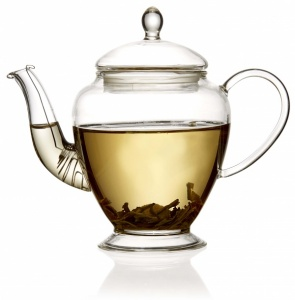 Zenshi Glass Teapot with Coil Filter 450ml