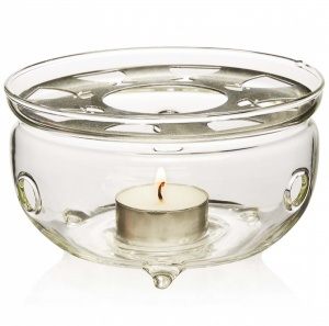 Zenshi Glass Teapot Warmer