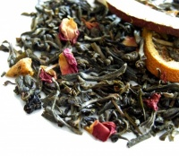 Green Tea Blend with Tangerine & Coconut - No.71