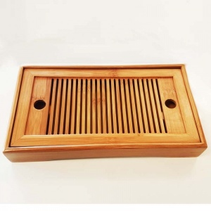 Small Ceremony Bamboo Tea Tray